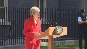 May renuncia a su cargo como primera ministra británica
