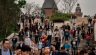 Huawei abre sus puertas en China: las imágenes son reveladoras