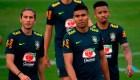 Brasil ya prepara su debut en la Copa América