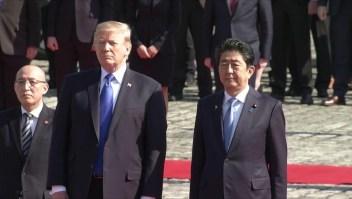Lo que tienes que saber sobre la visita de Trump a Japón