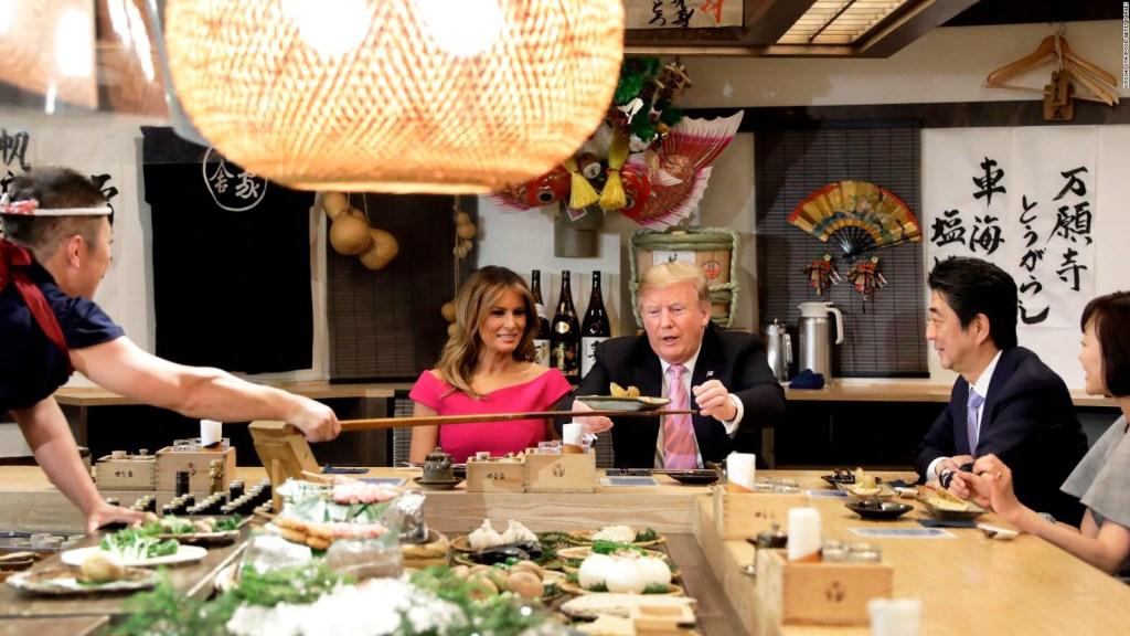 Tuit de Trump desconcierta a EE.UU. y Japón