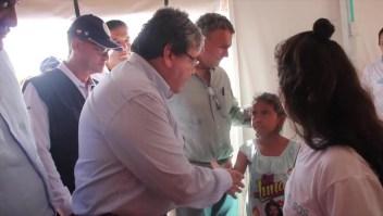 Colombia pide más recursos para crisis venezolana
