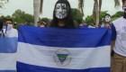 Cambio en jornada de protesta en Nicaragua