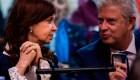 Comienza lectura de cargos a CFK