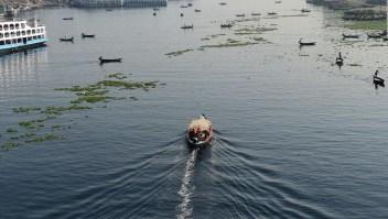 65% de los ríos del mundo contienen antibióticos