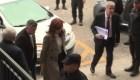 CFK comparece en juicio por corrupción