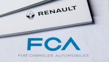 ¿Qué hay detrás de la potencial fusión Fiat-Renault?