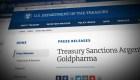 Departamento del Tesoro de EE.UU. anunció sanciones a grupo argentino Goldpharma