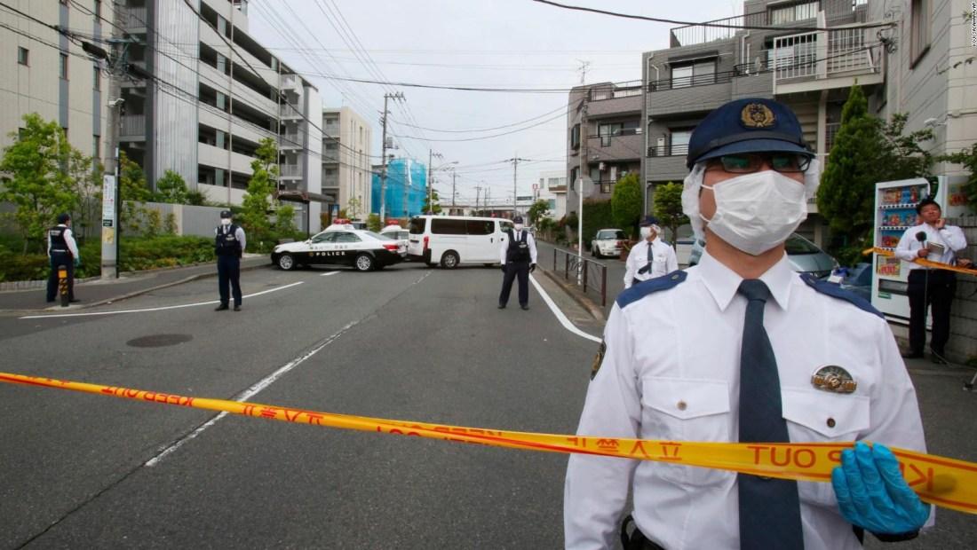 Dos muertos y varios niños heridos en Japón por ataque con cuchillo
