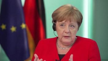 Merkel: La lucha contra la intolerancia debe enseñarse en cada generación