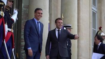 Sánchez y Macron: Liberales y socialistas unen fuerzas en Europa