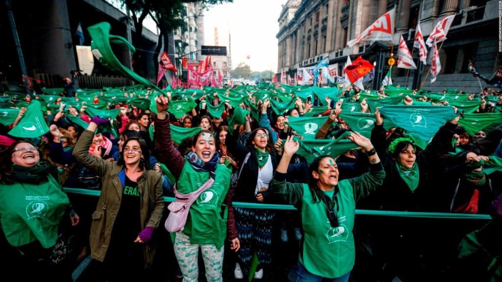 Propuesta para legalizar el aborto vuelve al congreso argentino