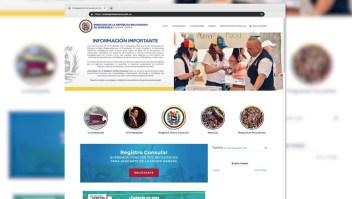 El 'censo' online de venezolanos en EE.UU.