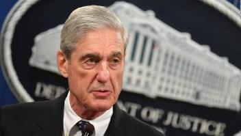 Mueller dijo que acusar a Donald Trump no era una opción