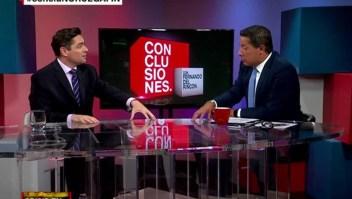 """Carlos Vecchio: """"Creo que es una organización criminal, no un Gobierno"""""""