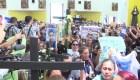 Rinden honor y piden justicia en Nicaragua