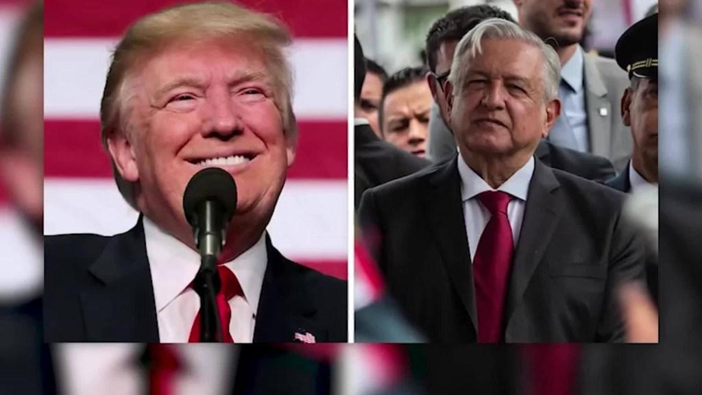Trump impondrá aranceles del 5% a productos mexicanos