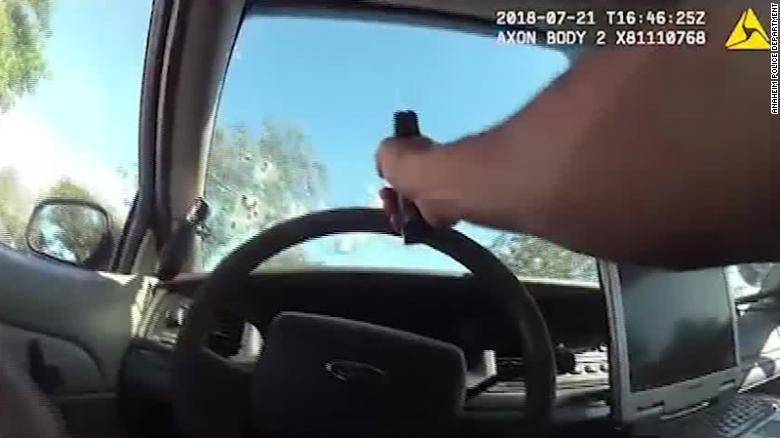 anaheim-tiroteo-policia-muerto