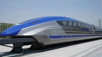 tren bala chino 600 km/h