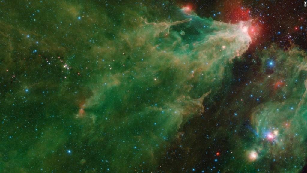Telescopio, Spitzer, Nasa