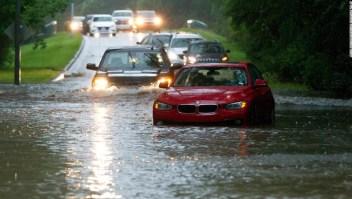 tormentas, inundaciones