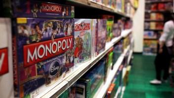 Mattel: acción sube casi 12%