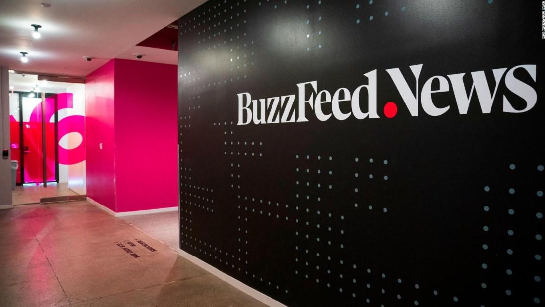BuzzFeed: siguen turbulencias internas