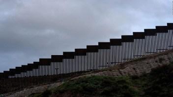 Pintarán el muro entre México y EE.UU.