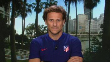 Forlán y su relación familiar con la Copa América