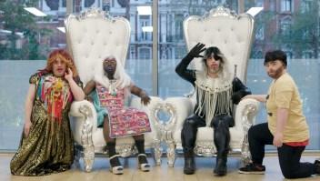 Transformistas con síndrome de Down derriban prejuicios con su arte