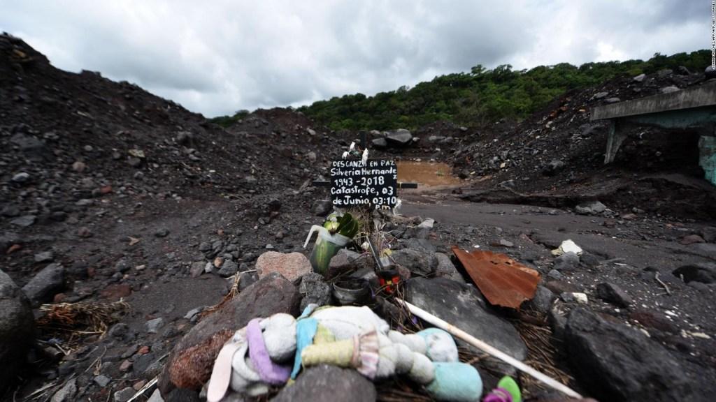 Un año de la tragedia del Volcán de Fuego