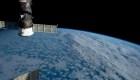 Una majestuosa vista de la Tierra desde el espacio