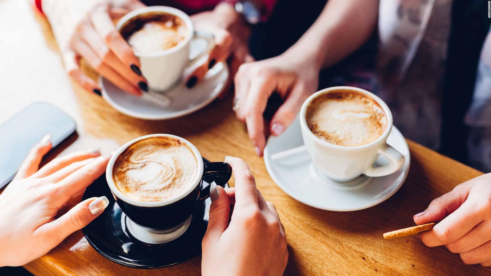Mucho café no daña el corazón