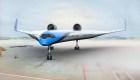 Un avión que puede llevar pasajeros en sus alas