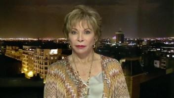 Lo dijo en CNN: Juan Manuel Santos e Isabel Allende