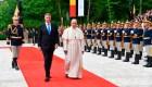 Con su visita a Rumania el papa Francisco llega a su viaje número 30