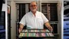 El argentino que tiene 15.000 lápices