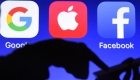Facebook, Google y Apple en la mira del gobierno por posible monopolio
