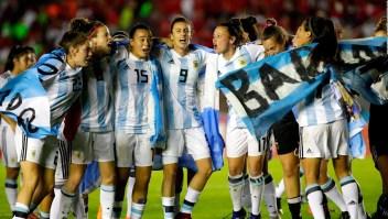 Las argentinas en el Mundial de Francia 2019