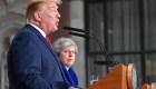 Trump: Aranceles van a entrar en efecto