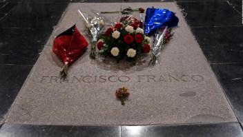 Suspenden la exhumación de los restos de Franco