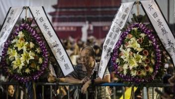 China evita información sobre la masacre que Tiananmén