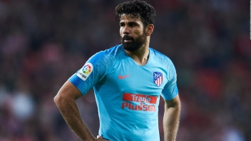 Problemas fiscales para Diego Costa