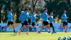 Uruguay se prepara con su plantel completo para la Copa América