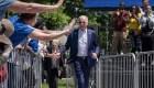 Encuesta de CNN: Biden, el favorito de los aspirantes demócratas