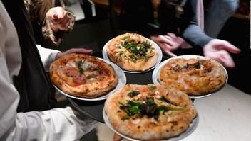 De aquí saldrá la mejor pizza de Argentina