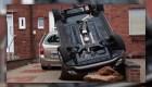 Sorpresivo tornado provoca daños en Alemania