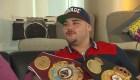 Conversamos con el boxeador del momento, Andy Ruiz Jr.