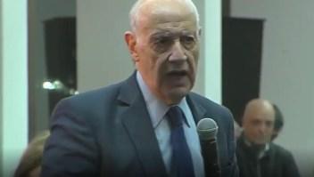 Lavagna, ya en campaña por la presidencia de Argentina