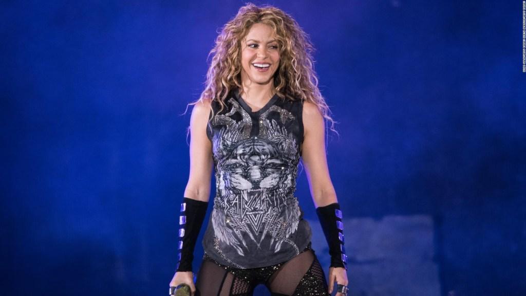 Shakira citada en España por presunta evasión de impuestos